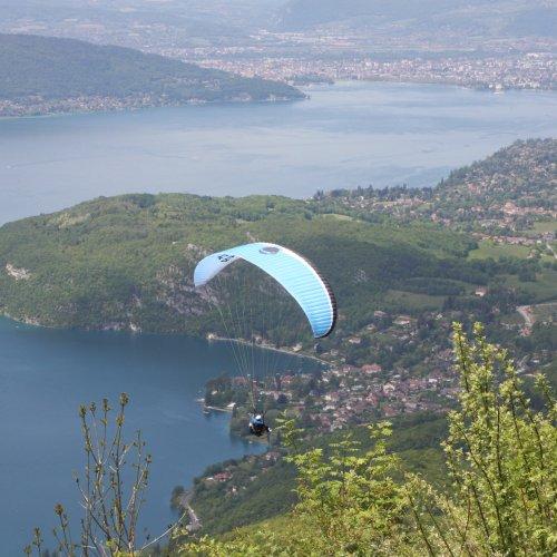 Paragliding sites | Talloires - Lac Annecy
