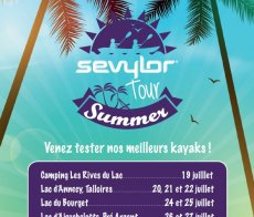 flyer 1 sevylor Lake Tour