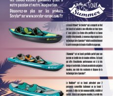 flyer 2 sevylor Lake Tour
