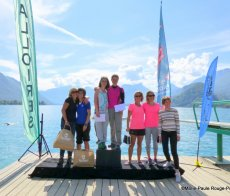 Talloires ô Féminin Swim and Run