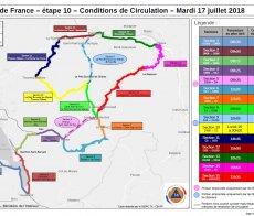 Talloires Lac Annecy Circulation Reglementee Mardi 17 Juillet A