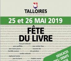 Talloires Lac Annecy Zoom Sur Les Auteurs De La Fete Du